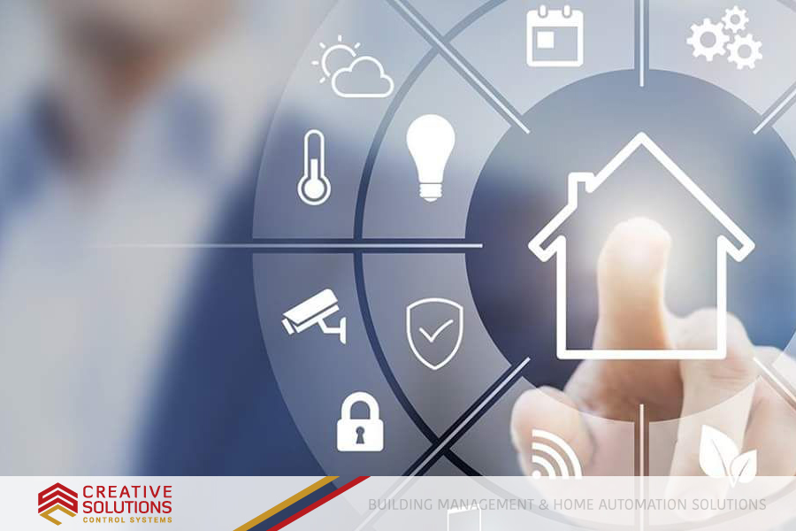 BUILDING MANAGEMENT & HOME AUTOMATION SOLUTIONS